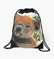 Otways Koala Drawstring Bag
