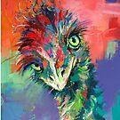 «Emu 30» de Jos Coufreur