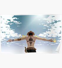 Ace boy Poster