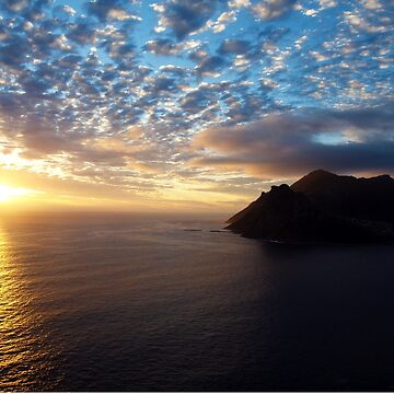 Hout Bay Sunset by zuluspice