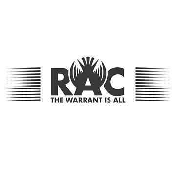 RAC The Warrant is all [Dark] - Inspired by Killjoys by WonkyRobot