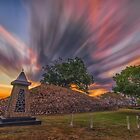 sunset pryimid by warren dacey