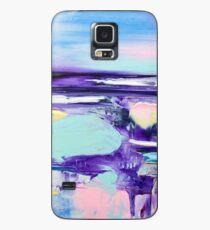 Pastel Breeze 5 Case/Skin for Samsung Galaxy