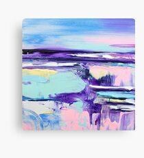 Pastel Breeze 5 Canvas Print
