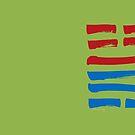 32 Continuing I Ching Hexagram by SpiritStudio