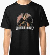 Camiseta clásica ¿Gordon está vivo? - Inspirado por Flash Gordon