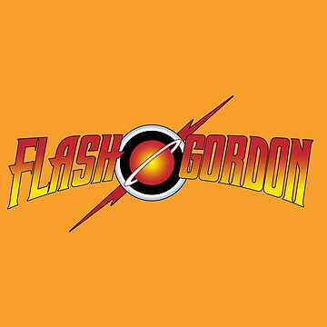 Flash Gordon Logo by WonkyRobot