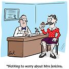 Man Flu cartoon by Dinktoons