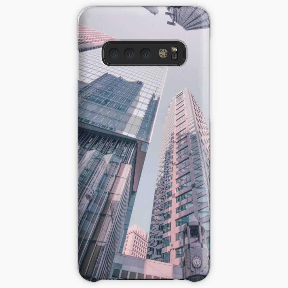 Downtown Hongkong Hüllen & Klebefolien für Samsung Galaxy