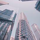 Downtown Hongkong by Pascal Deckarm