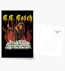 C. C. Metal Catch Postcards