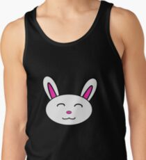 Rabbit Face Tank Top