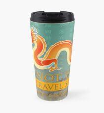 I'm not tiny Dragon Travel Mug