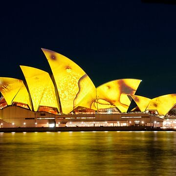 Yellow Opera House by eschlogl