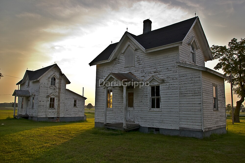 Two farm houses by DariaGrippo