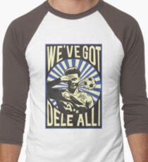 Dele Alli Celebration Men's Baseball ¾ T-Shirt