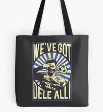 Dele Alli Celebration Tote Bag
