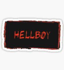 Lil Peep Hellboy Sticker