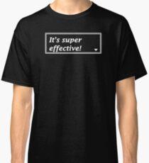 It's Super Effective Classic T-Shirt