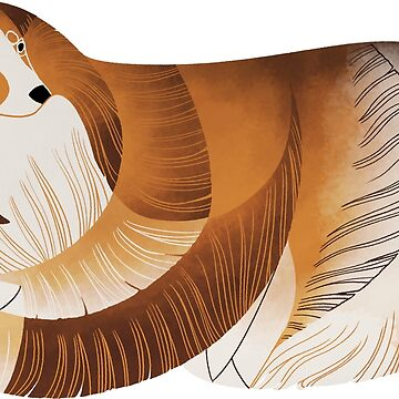 Year of the Dog - Shetland Sheepdog by Kelgrid