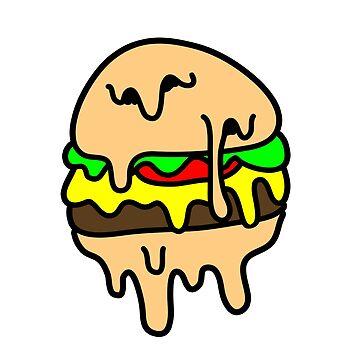 Getter Burger by TheDarkKRONOS