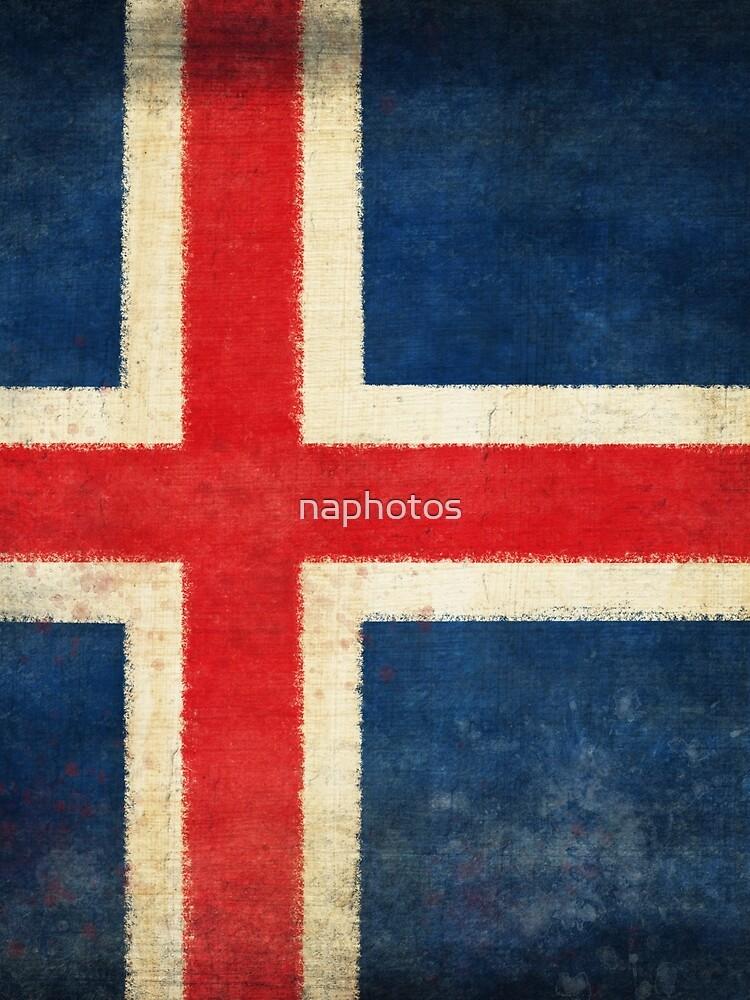 Iceland flag  by naphotos