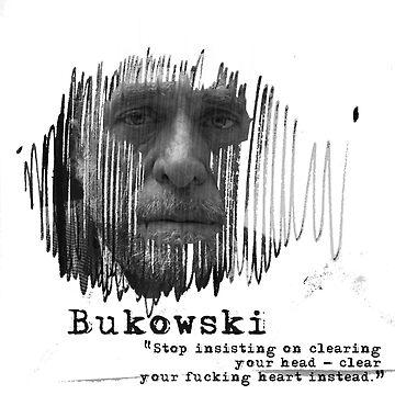 BUKOWSKI - Head by john76