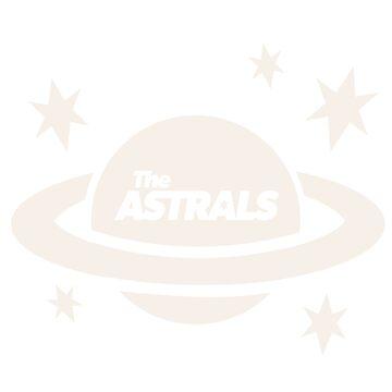La Crema del logotipo de Astrals Saturn de tommy2shots