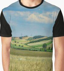 Farmland Graphic T-Shirt
