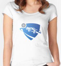 RL logo Women's Fitted Scoop T-Shirt