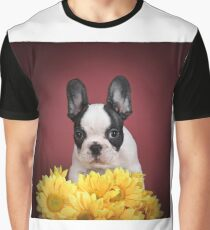 Boston Terrier puppy Graphic T-Shirt