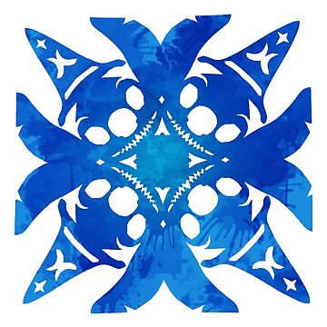 Snowflake Inspired Silhouette by InspiredShadows