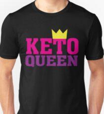 Keto Queen - Ketogenic Diet Ketosis  Unisex T-Shirt