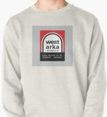 004 | West Arka Matchbook Pullover