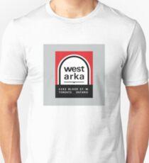 004 | West Arka Matchbook Unisex T-Shirt