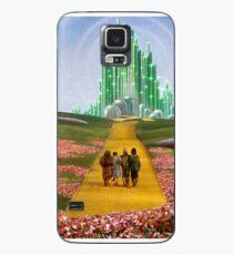 Der Zauberer von OZ Hülle & Klebefolie für Samsung Galaxy