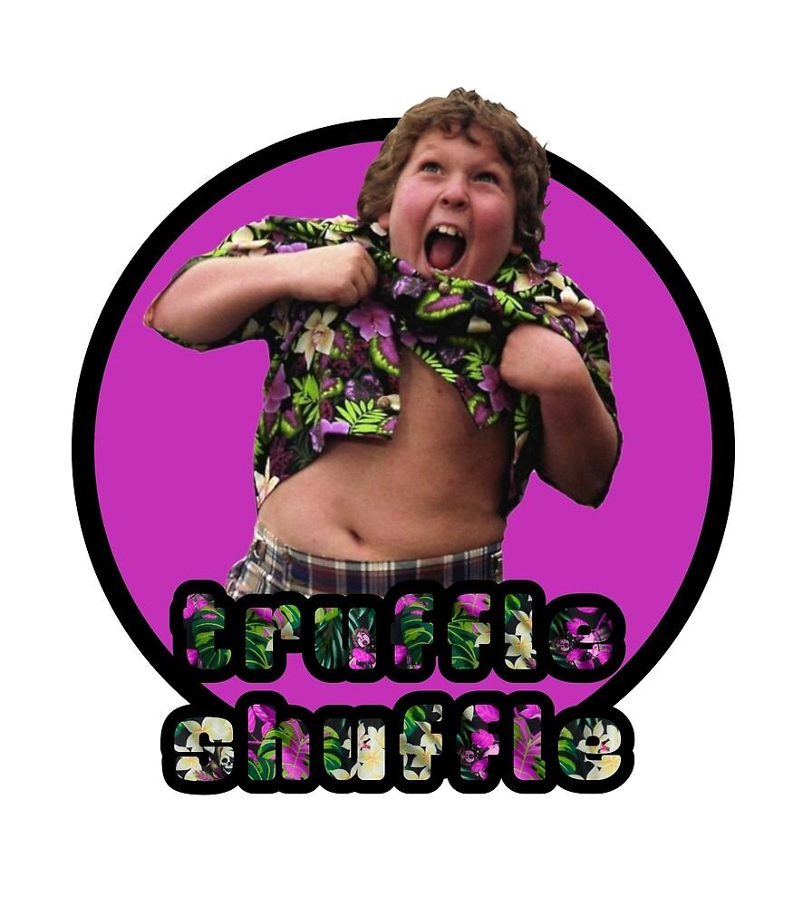 Die Goonies - Chunk - Trüffel Shuffle von UnconArt