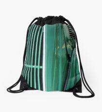 Ford Popular Car Grill #4 Drawstring Bag