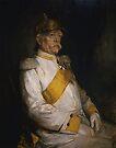 Otto von Bismarck at age 75 by edsimoneit