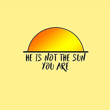 He Is Not The Sun, You Are {Greys} by SophieDePablo