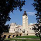 Krasiczyn castle by Elena Skvortsova