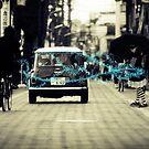 Umbrella Girl Adventures by zairo
