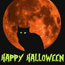 Happy Halloween | Full Moon Cat | by Kittyworks