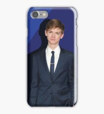 Blue Sangster iPhone Case/Skin