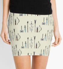 The Lord of the Rings Mini Skirt