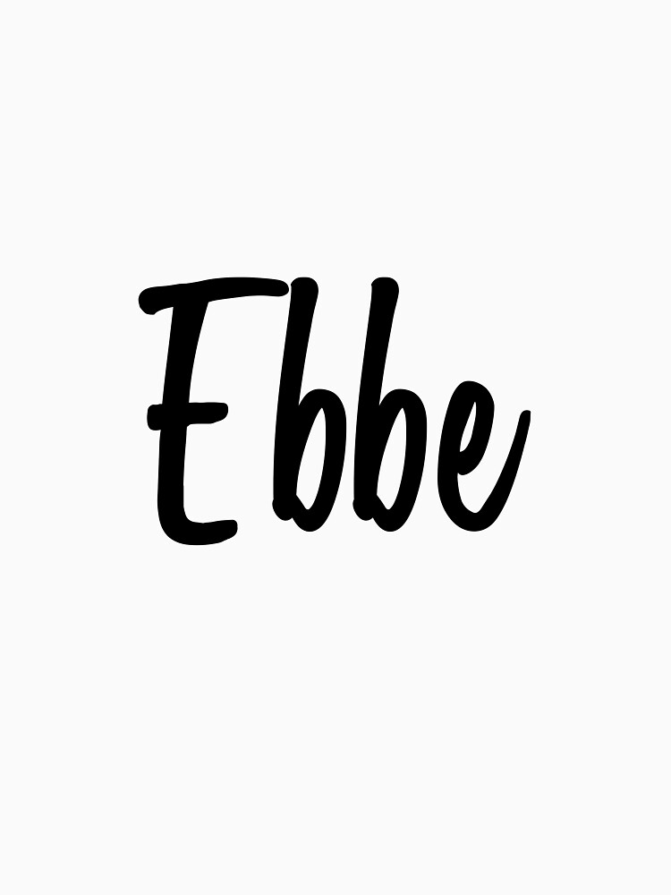Hey Ebbe buy this now by Your-Name-Here
