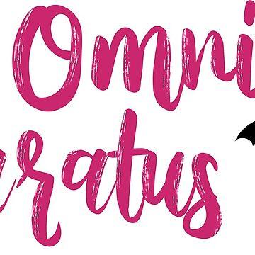 In Omnia Paratus by mynameisliana