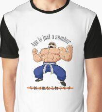 Master Roshi bodybuilding  Graphic T-Shirt