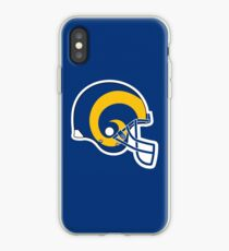 Vinilo o funda para iPhone Rams of LA- Casco