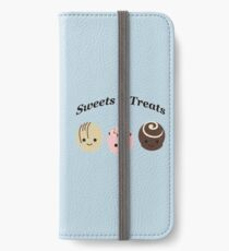 Sweets and Treats iPhone Wallet/Case/Skin